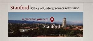 スタンフォード大学に決めました❣️