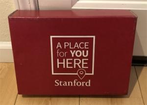 スタンフォード大学からの贈り物🎁