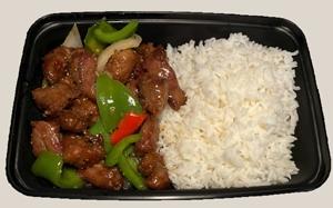 大学の寮の食事(お弁当😅)