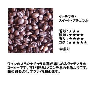 【新商品】グァテマラ・スイートナチュラル
