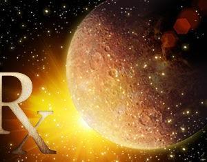 ●Mercury Retrograde・水星の逆行
