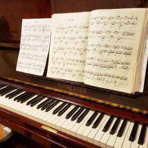 ピアノ特訓