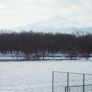 鳥海山、いつも見ても素敵だね!!!