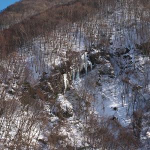 高山村 雷滝