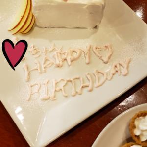 10才のお誕生日おめでとう