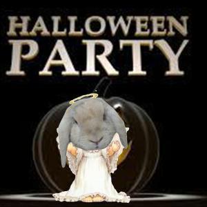ハロウィンパーティー始まるよ♪『開始宣言』