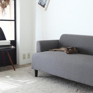 IKEA洗えないソファの掃除方法とソファ下収納の活用♪