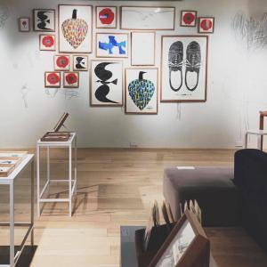 IDÉE大阪で開催中♪山口一郎さんの新作展示会へ