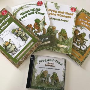 Frog and Toad シリーズ / Arnold Lobel
