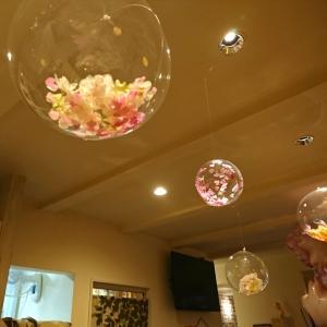 桜装飾 バルーン