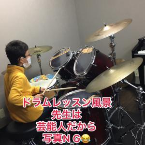 ドラム体験レッスン 入会ありがとうございました
