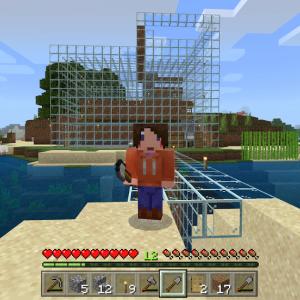 微妙にカワイイ?統合版V1.13から追加のキャラクタークリエイター機能を使ってみた?!(*´▽`*)(Minecraft , Xbox One)