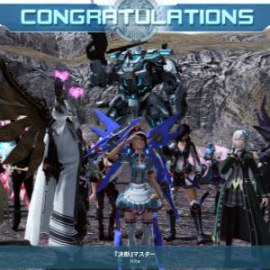 進撃はまだですか?チャレンジ称号『決断』マスターをゲットしました?!(∩´∀`)∩(Phantasy Star Online 2 NA)