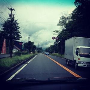 撮影 in 軽井沢!