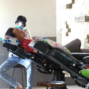 ベトナムのホイアンで床屋体験|散髪と耳かきのサービス内容は?