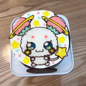 フワのバースデーケーキ☆