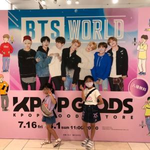 BTS WORLD♡KPOP GOODS STORE