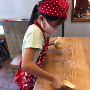親子パン作り教室♡