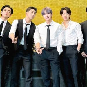 BTS♡カッコよすぎなスーツ姿