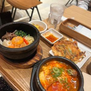 韓国料理とポイントアップDAY