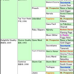 2021年ベルモントS(米G1)は、2歳王者エッセンシャルクオリティが快勝しG1・3勝目
