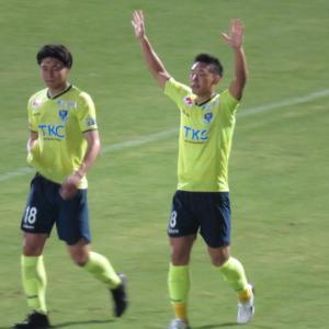 J2第11節 栃木SC vs ファジアーノ岡山