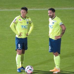 J2第26節 栃木SC vs モンテディオ山形