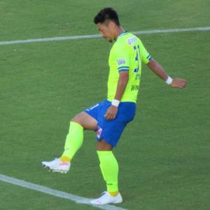 J2第23節 栃木SC vs ヴァンフォーレ甲府