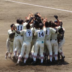 第103回全国高校野球選手権栃木大会 決勝 作新学院 対 佐野日本大学高等学校