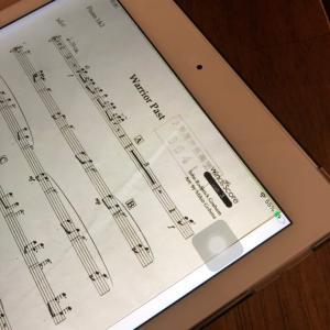 電子楽譜アプリ