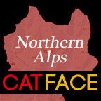 北ア「The Cat Face」Pt.0(計画・感想)