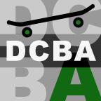 DCBAのウールパンツ