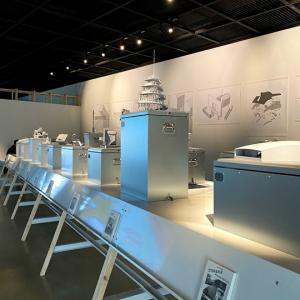 安養博物館の展示と磨崖鐘