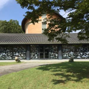 伊丹潤の建築を訪ねて「温陽民俗博物館」へ