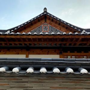 慶雲洞にある立派な改良韓屋のこと