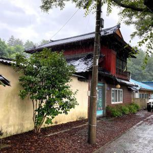 〈羅州近代建築巡り 4〉栄山浦駅跡の周辺の日本家屋