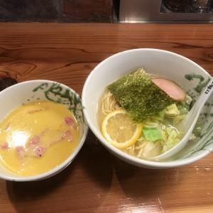 冬ボナーラつけ麺 @ ロ麺ズ