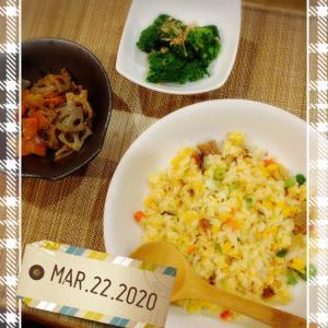 我が家(家族5人息子3人)の夕ご飯☆食費1週間1万円に挑戦☆14