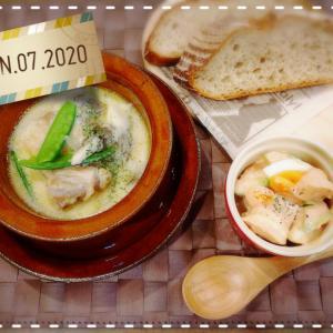 我が家(家族5人息子3人)の夕ご飯☆食費1週間1万円に挑戦☆36