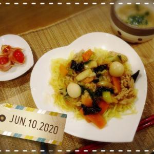 我が家(家族5人息子3人)の夕ご飯☆食費1週間1万円に挑戦☆37