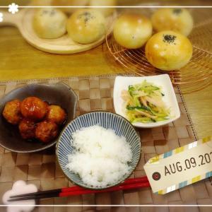 我が家(家族5人息子3人)の夕ご飯☆食費1週間1万円に挑戦☆50