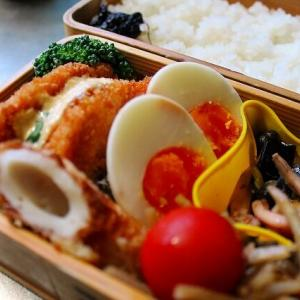 鮭フライ弁当~久々の更新