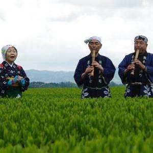 鹿北茶山唄保存会、結成50周年
