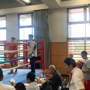 岸和田市ボクシングジムアカデミーBB