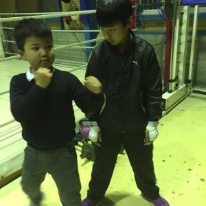 岸和田、貝塚市ボクシングアカデミーBB