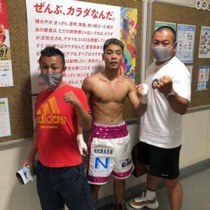 岸和田ボクシングアカデミーBB