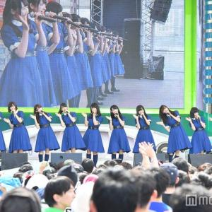 TIF2021に坂道グループ総出演!