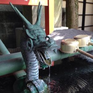 大牟田神社へ