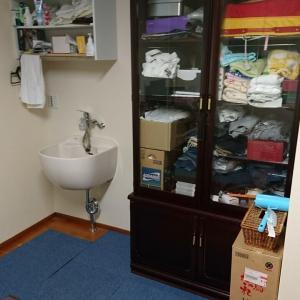 三豊市 ベッドサイド水栓トイレ設置工事