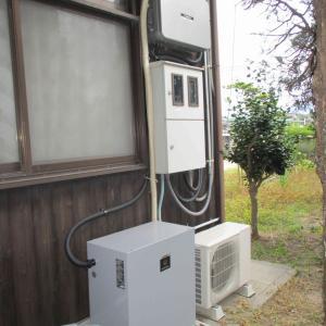 固定価格買取制度満了後の蓄電池設置のご紹介